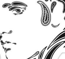 Elvis Paisley Sticker