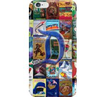 Disneyland Attraction Posters iPhone Case/Skin