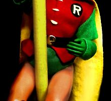 Robin Action Figure by Gothamwood
