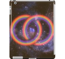 A Welcoming to the Infinite  iPad Case/Skin