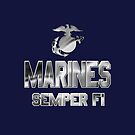 Marines by Mikeb10462