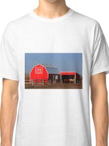 Smiley Barn Classic T-Shirt