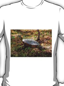 Western Painted Turtle T-Shirt