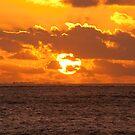 Fijian Sunset #1 by Riggs