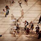 Tourists by Laurent Hunziker