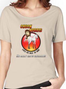 Chuck be tough 2.  Women's Relaxed Fit T-Shirt