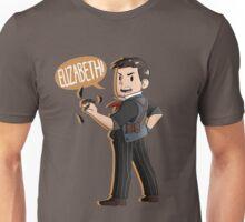 Booker Dewitt  Unisex T-Shirt