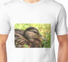 Shhh...She's on the Nest Unisex T-Shirt