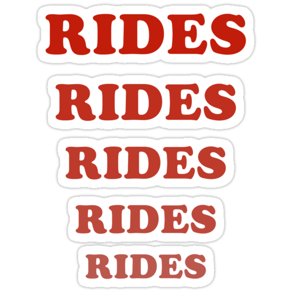Rides Rides Rides by mr-tee