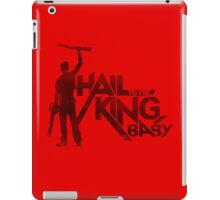 Evil Dead - Hail To The King [Light] iPad Case/Skin