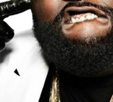 Rick Ross Sticker