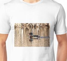Drake Wood Duck Unisex T-Shirt