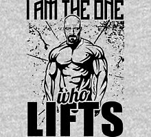 Breaking Bad I Am The One Who Lifts Gym T-Shirt