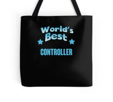 World's best Controller! Tote Bag