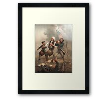 Yankee Doodle Dandy Framed Print