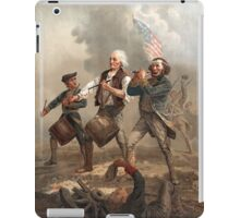 Yankee Doodle Dandy iPad Case/Skin