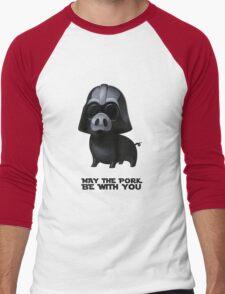 Star Wars: Pig Darth Vader Men's Baseball ¾ T-Shirt