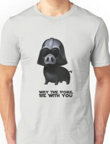 Star Wars: Pig Darth Vader Unisex T-Shirt