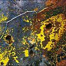 Urban abstract-653 by Albert Sulzer