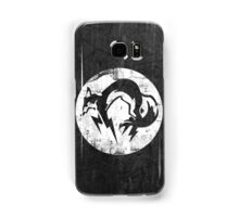 Foxhound V1 (White) Samsung Galaxy Case/Skin