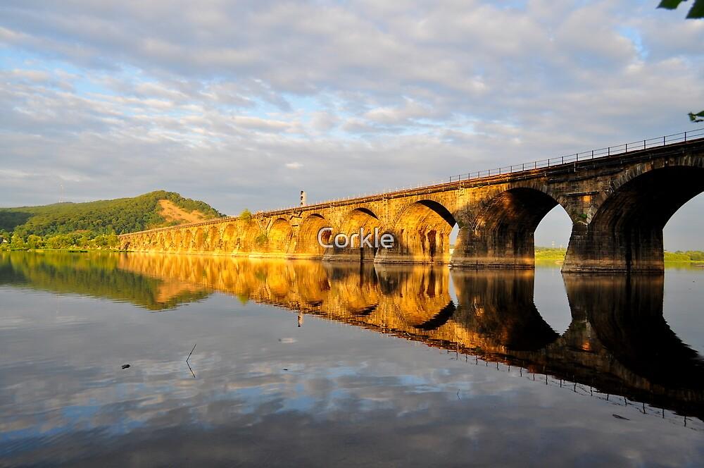 Reflection of History - V by Corkle