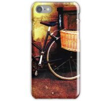 Antique Bicycle iPhone Case/Skin
