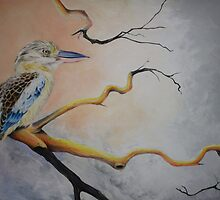 Aussie Rooster by Lyrebird