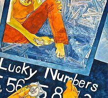 Lucky Numbers by Brielle Wilchinsky