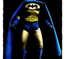 Batman Action Figure II by Gothamwood