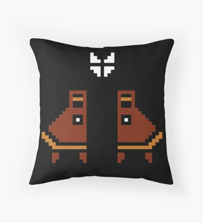 Jounrey: You make it worth the Journey <3 Throw Pillow