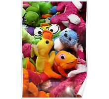Cuddly toys Poster