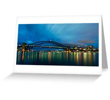 Opera House, Bridge, Tower.....must be Sydney! Greeting Card