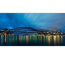 Opera House, Bridge, Tower.....must be Sydney! Photographic Print