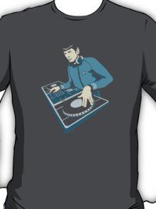 Cool Spock DJ party T-Shirt