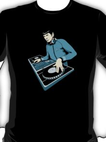 Cool Spock DJ party T-Shirt