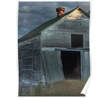 The Utility Barn Poster