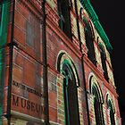 Northern Lights - South Australian Museum by bsn-photography