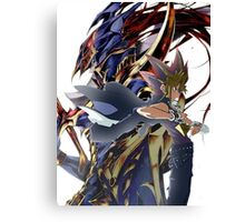 YuGi and BLS Canvas Print