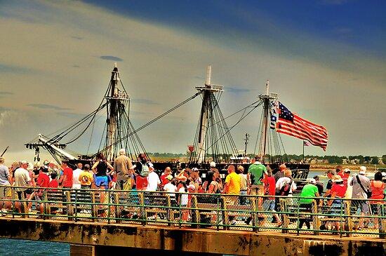 American patriots  by LudaNayvelt