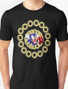 Classic Sonic - Ring loss  Unisex T-Shirt