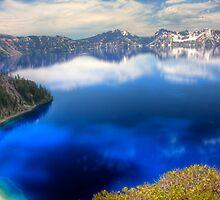 True Blue by Joe Powell