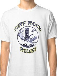 SURF ROCK RULES! Classic T-Shirt
