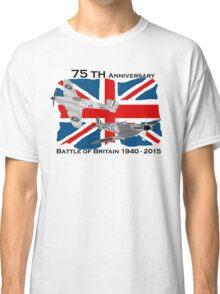 Battle of Britain 75th 1940 2015 Classic T-Shirt