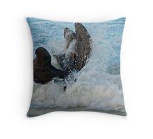 DRIFTWOOD Throw Pillow