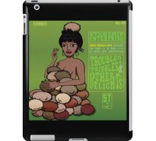 Troubled Tribbles and Other Delights iPad Case/Skin