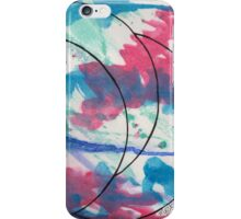 Imperficles: Study in Perfect Imperfection iPhone Case/Skin