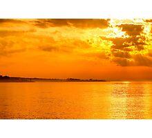 Coastal Sunrise Photographic Print