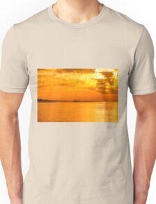 Coastal Sunrise Unisex T-Shirt