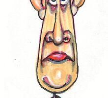 Cartoon No 75 by eruthart