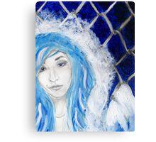 Blueviolet Canvas Print